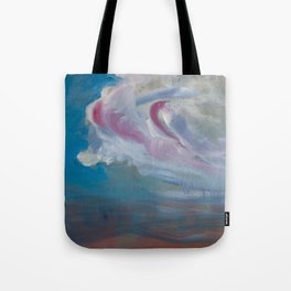 Clouds (Rolling winds) Tote Bag