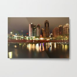 Qiuhong Valley Metal Print