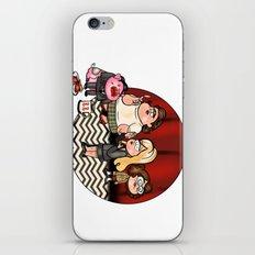 Gravity Peaks iPhone & iPod Skin