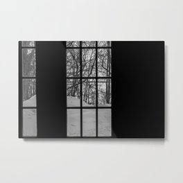 reflexion • photography Metal Print