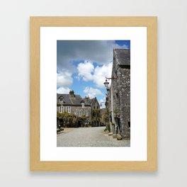 Locronan 5 Framed Art Print