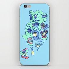 Teefers  iPhone & iPod Skin