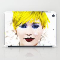 law iPad Cases featuring J Law by André Joseph Martin