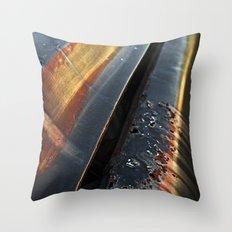 Evening Reflections II Throw Pillow
