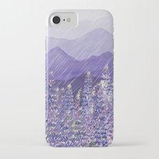Purple Rain  Slim Case iPhone 7