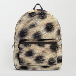 Cheetah Pattern Style Backpack