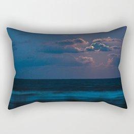Summer Moon Rectangular Pillow