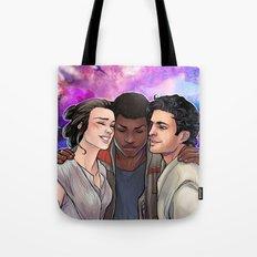 Star Friends Tote Bag