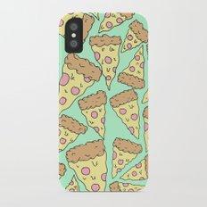 Pizza Slim Case iPhone X