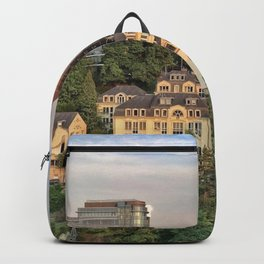 Luxembourg City Backpack
