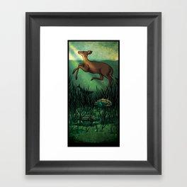 Lost River Framed Art Print