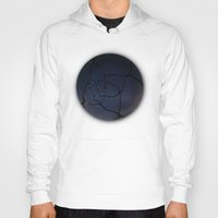 interstellar Hoodies featuring InterStellar by Fiber