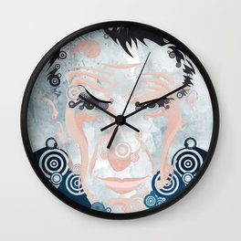 Living Long In Our Hearts Wall Clock