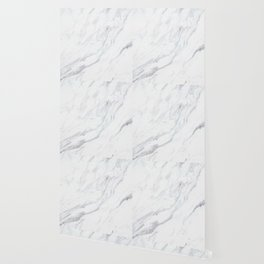Pure-White-Marble Wallpaper