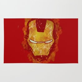 The Iron Mask Rug