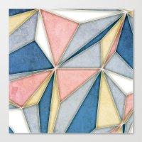 prism Canvas Prints featuring Prism by Daniel T.