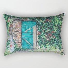 Vinyard Door Rectangular Pillow