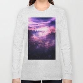 Soaring Space Long Sleeve T-shirt