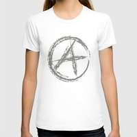 anarchy T-shirts featuring Anarchy by Collectivo 2