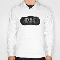 apollo Hoodies featuring Apollo 11 by ZacLeck