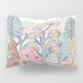 Autumn landscape Pillow Sham