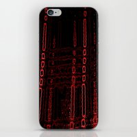 plaid iPhone & iPod Skins featuring plaid by 2sweet4words Designs