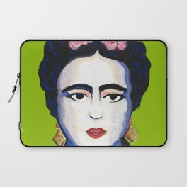 frida, with love Laptop Sleeve