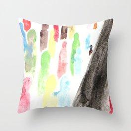 Hidden Energy Throw Pillow
