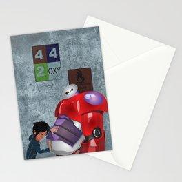 Big Hero 6 Fan Art Stationery Cards