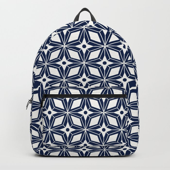 Starburst - Navy Backpack