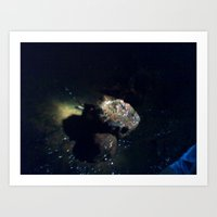 metal Art Prints featuring Metal by R.S.Burrell