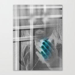 White Noise - Variant III Canvas Print