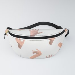 Touching Hands Fanny Pack