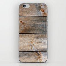 Barn J iPhone Skin