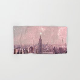 Stardust Covering New York Hand & Bath Towel