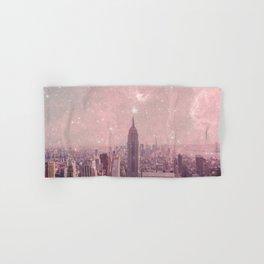 Stardust Covering New York Hand & Bath Towel