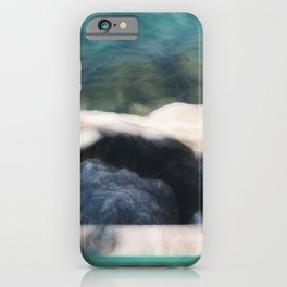 Remnants of Winter iPhone Case
