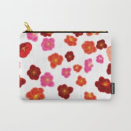 Quince flower Carry-All Pouch