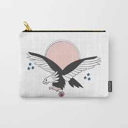 Eagle of the free and the brave Carry-All Pouch