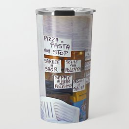 Venezia - Snack Bar Travel Mug