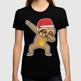 Sloth dab T-shirt