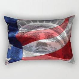 Statue of Liberty 2 Rectangular Pillow