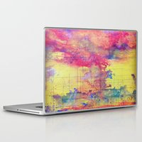 maps Laptop & iPad Skins featuring maps by Emily Tumen