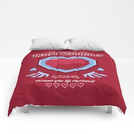The Miraculous Heart Container Comforters