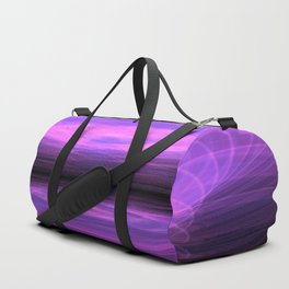 Purple Lake Duffle Bag