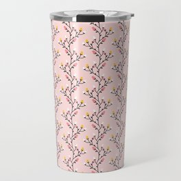 Autumn Vines Travel Mug