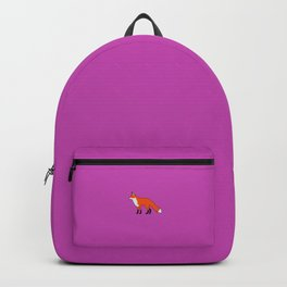 The Savvy Fox Backpack