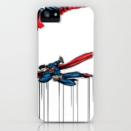 supertag iPhone Case
