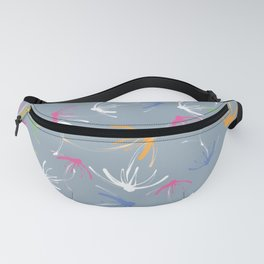 Summer time Swirl Fanny Pack