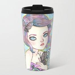 purple heiress Travel Mug
